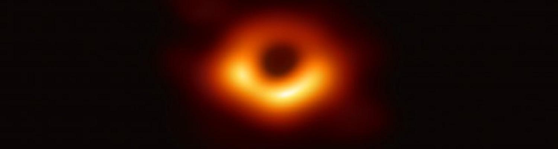 Buco nero fotografato dal telescopio Event Horizon